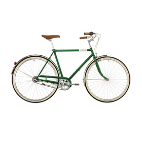 Creme Caferacer Uno Men 3-speed dark green